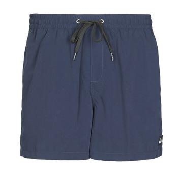 Υφασμάτινα Άνδρας Μαγιώ / shorts για την παραλία Quiksilver EVERYDAY VOLLEY Marine