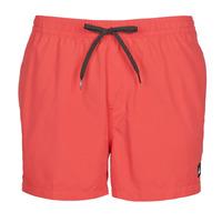 Υφασμάτινα Άνδρας Μαγιώ / shorts για την παραλία Quiksilver EVERYDAY VOLLEY Red