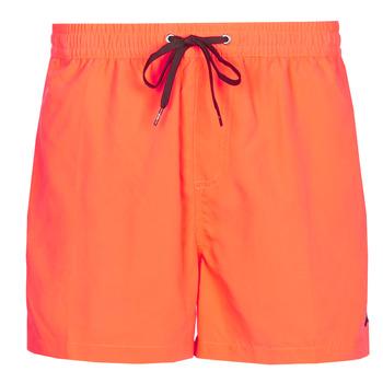 Υφασμάτινα Άνδρας Μαγιώ / shorts για την παραλία Quiksilver EVERYDAY VOLLEY Corail