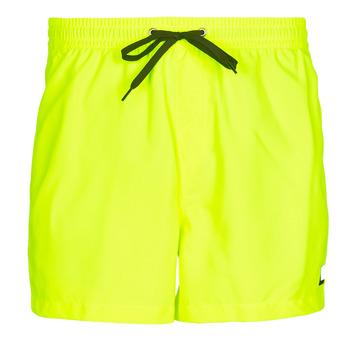 Υφασμάτινα Άνδρας Μαγιώ / shorts για την παραλία Quiksilver EVERYDAY VOLLEY Yellow