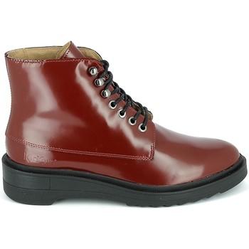 Μπότες Kickers Adhemar Rouge [COMPOSITION_COMPLETE]