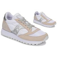 Παπούτσια Χαμηλά Sneakers Saucony Jazz Vintage Άσπρο / Beige / Silver