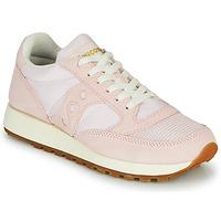 Παπούτσια Γυναίκα Χαμηλά Sneakers Saucony Jazz Vintage Ροζ