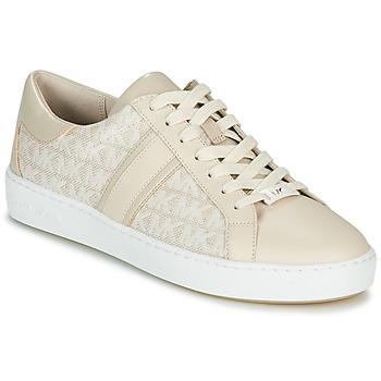 Παπούτσια Γυναίκα Χαμηλά Sneakers MICHAEL Michael Kors KEATON STRIPE Beige