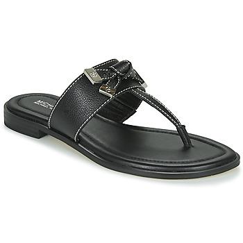 Παπούτσια Γυναίκα Σαγιονάρες MICHAEL Michael Kors RIPLEY THONG Black