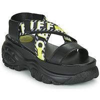Παπούτσια Γυναίκα Σανδάλια / Πέδιλα Buffalo 1501036 Black