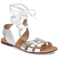 Παπούτσια Γυναίκα Σανδάλια / Πέδιλα Ippon Vintage SAND LINE Silver