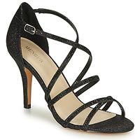 Παπούτσια Γυναίκα Σανδάλια / Πέδιλα Menbur ASTRANTIA Black