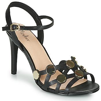 Παπούτσια Γυναίκα Σανδάλια / Πέδιλα Menbur CACCURI Black