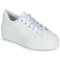 Παπούτσια Γυναίκα Χαμηλά Sneakers Yurban JUNNY Άσπρο