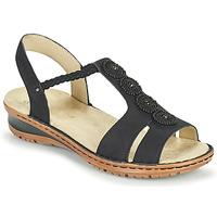 Παπούτσια Γυναίκα Σανδάλια / Πέδιλα Ara HAWAII Black