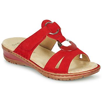 Παπούτσια Γυναίκα Σανδάλια / Πέδιλα Ara HAWAII Red