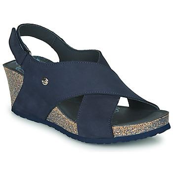 Παπούτσια Γυναίκα Σανδάλια / Πέδιλα Panama Jack VALESKA Μπλέ