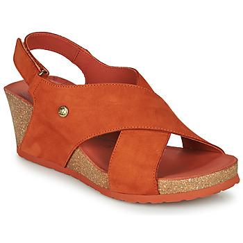 Παπούτσια Γυναίκα Σανδάλια / Πέδιλα Panama Jack VALESKA Brown