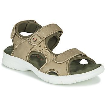 Παπούτσια Άνδρας Σανδάλια / Πέδιλα Panama Jack SALTON Green