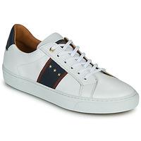 Παπούτσια Άνδρας Χαμηλά Sneakers Pantofola d'Oro ZELO UOMO LOW Άσπρο