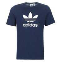 Υφασμάτινα Άνδρας T-shirt με κοντά μανίκια adidas Originals ED4715 Marine