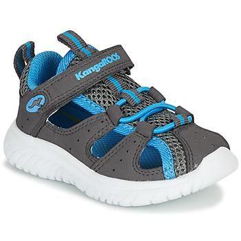Παπούτσια Αγόρι Σανδάλια / Πέδιλα Kangaroos KI-ROCK LITE EV Grey / Μπλέ