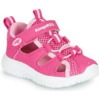 Παπούτσια Κορίτσι Σανδάλια / Πέδιλα Kangaroos KI-Rock Lite EV Ροζ