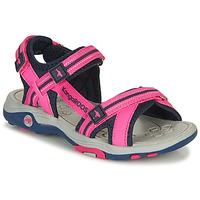 Παπούτσια Κορίτσι Σανδάλια / Πέδιλα Kangaroos K-LENI Ροζ