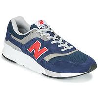 Παπούτσια Χαμηλά Sneakers New Balance 997 Μπλέ / Red