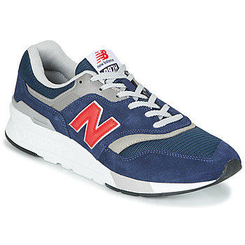 Xαμηλά Sneakers New Balance 997 ΣΤΕΛΕΧΟΣ: Δέρμα / ύφασμα & ΕΠΕΝΔΥΣΗ: Ύφασμα & ΕΣ. ΣΟΛΑ: Ύφασμα & ΕΞ. ΣΟΛΑ: Συνθετικό