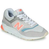 Παπούτσια Γυναίκα Χαμηλά Sneakers New Balance 997 Grey / Μπλέ / Ροζ