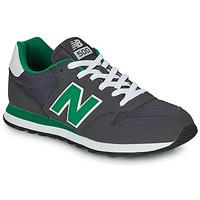 Παπούτσια Άνδρας Χαμηλά Sneakers New Balance 500 Grey / Green