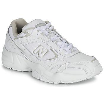 Παπούτσια Γυναίκα Χαμηλά Sneakers New Balance 452 Άσπρο