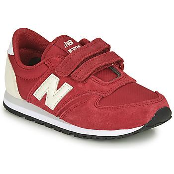 Παπούτσια Παιδί Χαμηλά Sneakers New Balance 420 Red