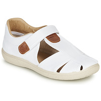 Παπούτσια Αγόρι Σανδάλια / Πέδιλα Citrouille et Compagnie GUNCAL Άσπρο