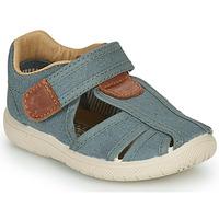 Παπούτσια Αγόρι Σανδάλια / Πέδιλα Citrouille et Compagnie GUNCAL Grey