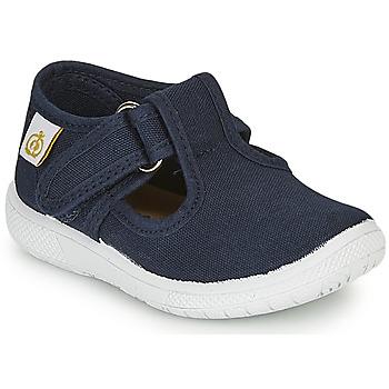 Παπούτσια Παιδί Μπαλαρίνες Citrouille et Compagnie MATITO Marine