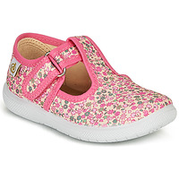 Παπούτσια Κορίτσι Μπαλαρίνες Citrouille et Compagnie MATITO Ροζ / Multicolour