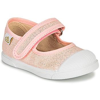 Παπούτσια Κορίτσι Μπαλαρίνες Citrouille et Compagnie APSUT Ροζ