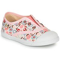 Παπούτσια Κορίτσι Χαμηλά Sneakers Citrouille et Compagnie RIVIALELLE Ροζ / Multicolour