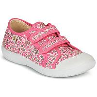 Παπούτσια Κορίτσι Χαμηλά Sneakers Citrouille et Compagnie GLASSIA Ροζ / Multicolour
