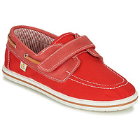 Παπούτσια Αγόρι Boat shoes Citrouille et Compagnie GASCATO Red
