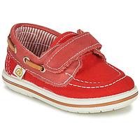 Παπούτσια Αγόρι Boat shoes Citrouille et Compagnie GASCATO Red