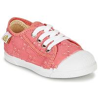Παπούτσια Κορίτσι Χαμηλά Sneakers Citrouille et Compagnie MALIKA Ροζ