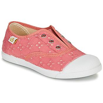 Παπούτσια Κορίτσι Χαμηλά Sneakers Citrouille et Compagnie RIVIALELLE Ροζ