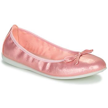 Παπούτσια Κορίτσι Μπαλαρίνες Citrouille et Compagnie INOBALI Ροζ
