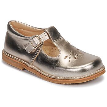 Παπούτσια Κορίτσι Μπαλαρίνες Citrouille et Compagnie MIDINETTE Gold