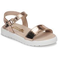 Παπούτσια Κορίτσι Σανδάλια / Πέδιλα Citrouille et Compagnie GAPOTI Bronze