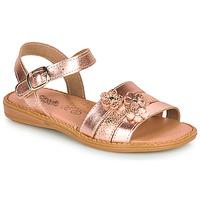 Παπούτσια Κορίτσι Σανδάλια / Πέδιλα Citrouille et Compagnie KATAGUE Bronze