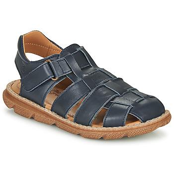 Παπούτσια Αγόρι Σανδάλια / Πέδιλα Citrouille et Compagnie GLENO Marine