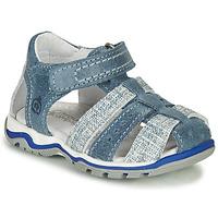 Παπούτσια Αγόρι Σανδάλια / Πέδιλα Citrouille et Compagnie MARIOL Grey