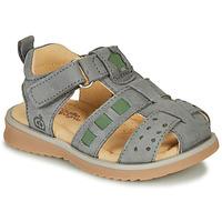 Παπούτσια Αγόρι Σανδάλια / Πέδιλα Citrouille et Compagnie MERKO Kaki