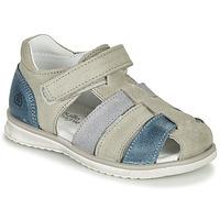 Παπούτσια Αγόρι Σανδάλια / Πέδιλα Citrouille et Compagnie FRINOUI Grey