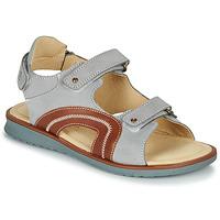 Παπούτσια Αγόρι Σανδάλια / Πέδιλα Citrouille et Compagnie MASTIKO Grey